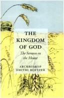 The Kingdom of God: The Sermon on the Mount by Dmitri Royster