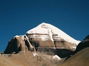 Mount Kailash from south side