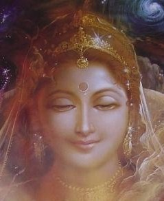 The Goddess Shakti or Divine Mother