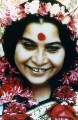The Great Adi Shakti Shri Mataji