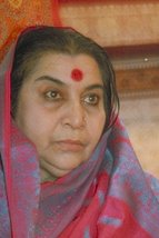 The incarnation of the Great Mother, Shri Mataji Nirmala Devi